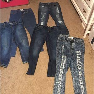Denim - Stylish jeans